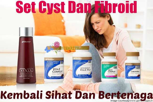 Set Cyst Dan Fibroid