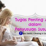 Tugas Ayah Dalam Menjayakan Penyusuan Susu Ibu Secara Eksklusif