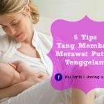 6 Tips Bantu Ibu Masalah Puting Tenggelam Untuk Menyusukan Bayi