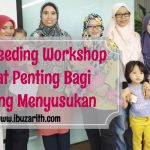 Breastfeeding Workshop Yang Wajib Ibu Hadiri