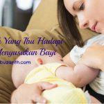 14 Masalah Yang Terpaksa Ibu Hadapi Semasa Menyusukan Bayi