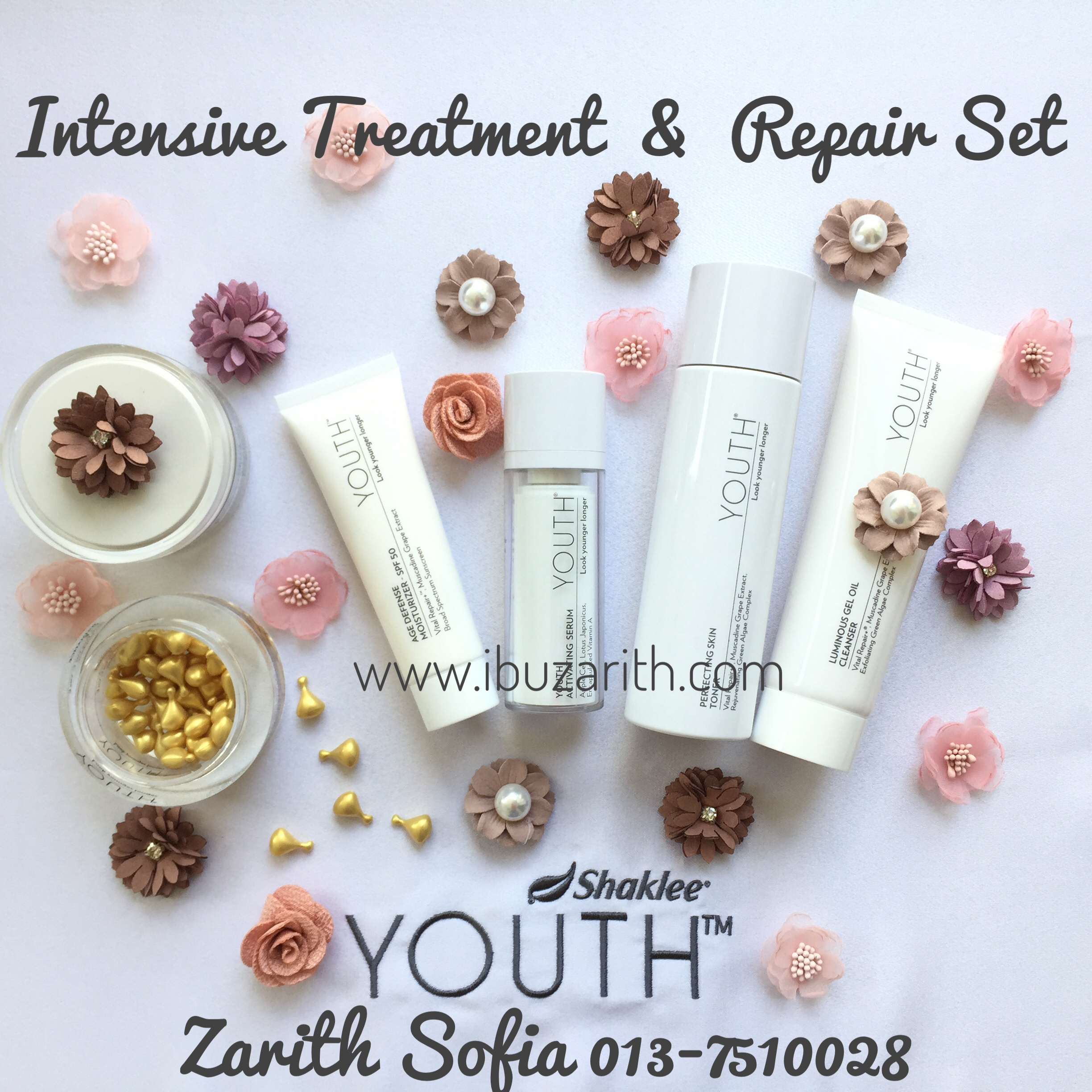 YOUTH Intensive Treatment And Repair Set