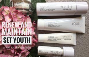 Kekal Cantik Jelita Di Usia 30-an Dengan Skincare YOUTH