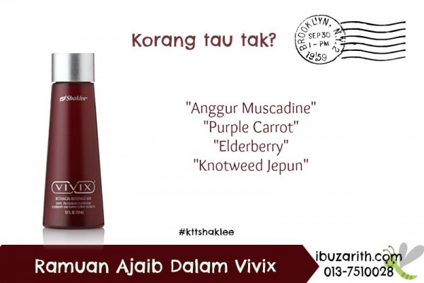 Vivix 3 ibuzarith