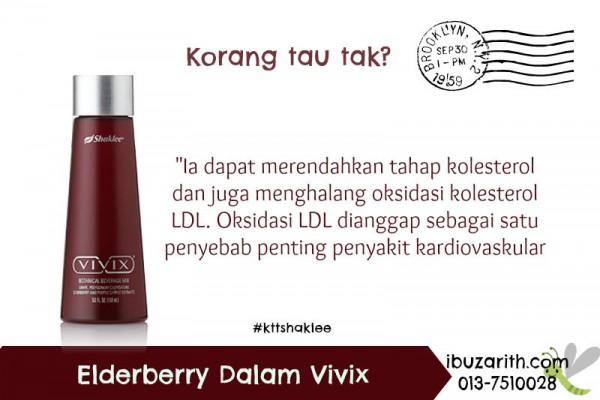Vivix 8 ibuzarith