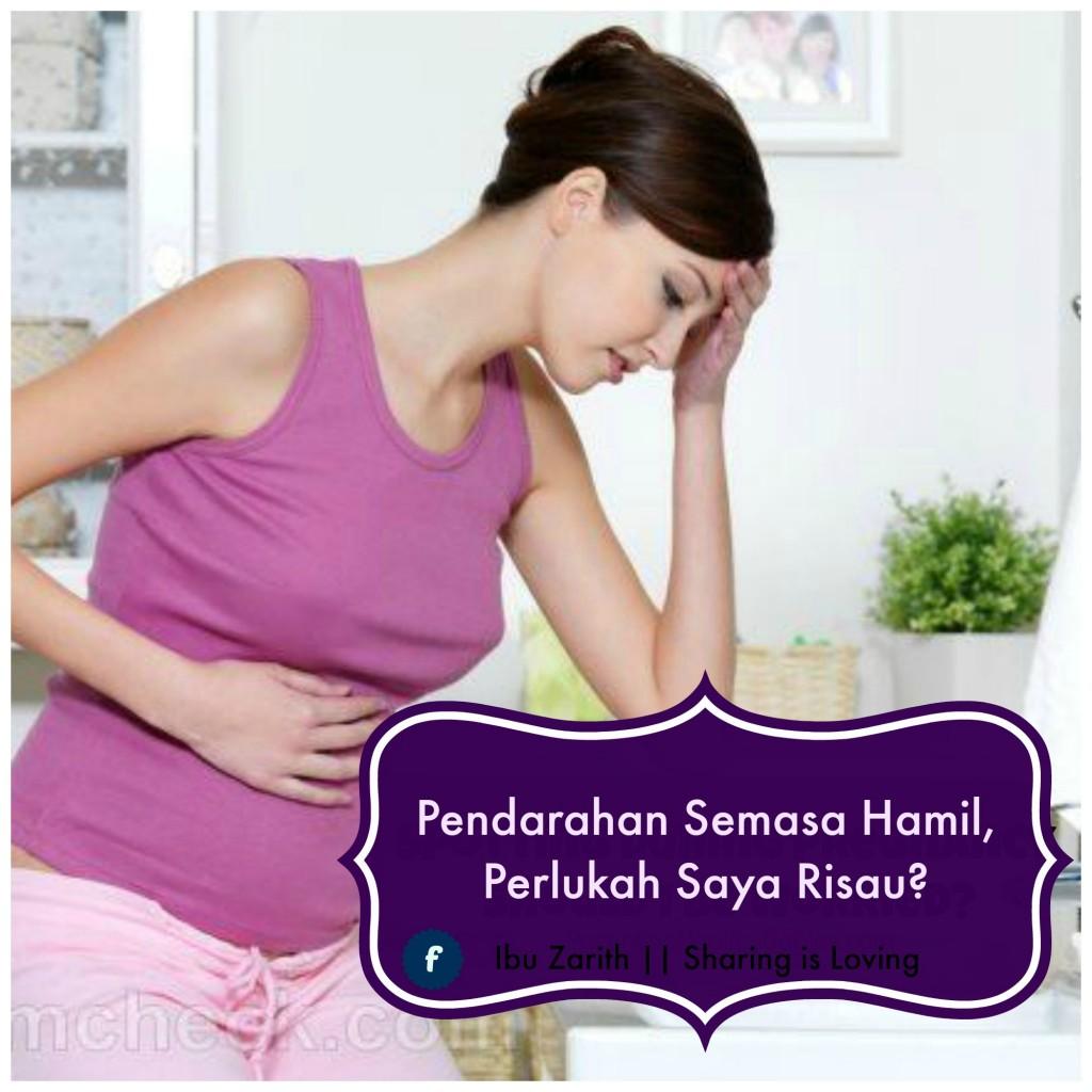 pendarahan semasa hamil